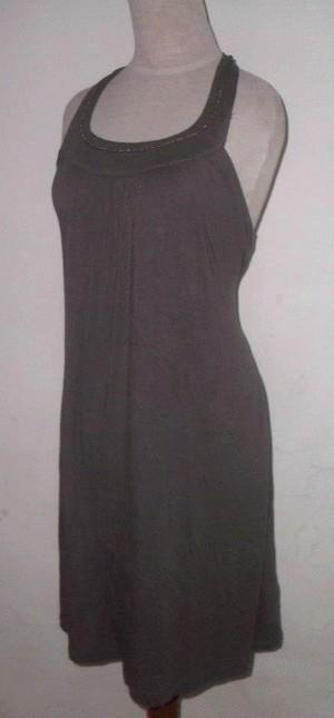 Chic Backless Dress Big Size