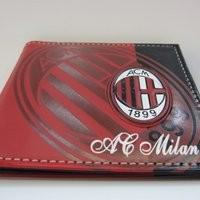 Dompet Club Bola AC Milan ( IMPORT )