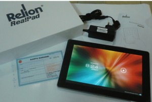 """Relion RealPad Bunaken 10"""""""