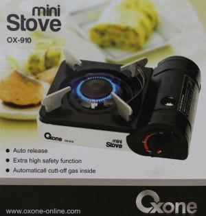 Oxone Mini Stove Ox 910 Kompor Travelling 1 Tungku Gas