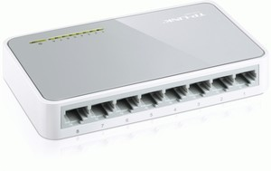TP-Link TL-SF1008D: 8 Port Unmanaged 10/100M Switch