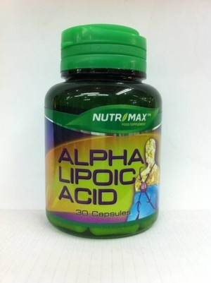 jual nutrimax alpha lipoic acid 30 capsul tokosuplemenmurah