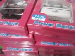 Power Bank ML 2600mAh