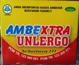 Ambextra (Herbal Wasir/Ambeien)