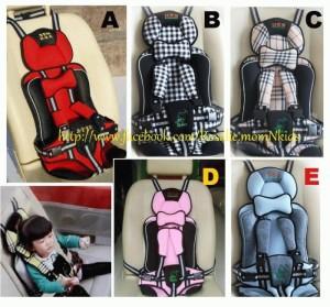 Jual Cat Portable Murah / Tempat duduk baby dimobil - ROSALIE ...