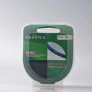 Green-L Filter Infra Red/ IR (720nm) 52mm, 55mm, 58mm, 62mm, 67mm, 72mm dan 77mm