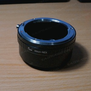 Adapter Lensa NEX - Nikon F (AI) [PIXCO]