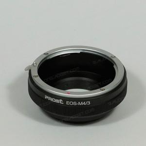 Adapter Lensa M4/3 - Canon EOS [PROST]