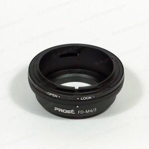 Adapter Lensa M4/3 - Canon FD [PROST]
