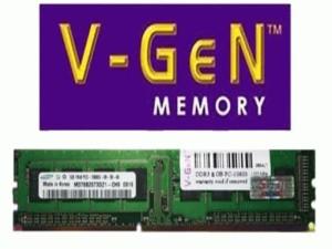 V-Gen DDR3 PC10600 / 1333Mhz 8GB