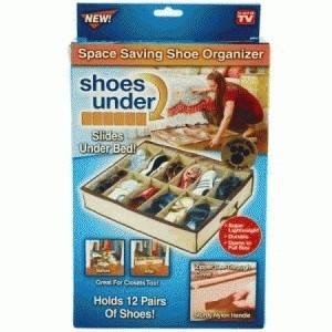 Kotak Sepatu / Shoes Organizer