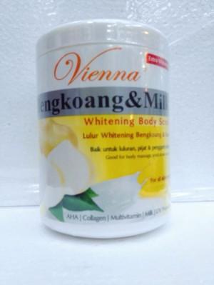 Vienna body scrub bengkoang 1000 ml