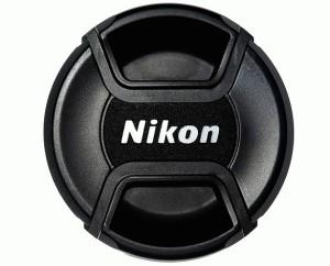 Lens Cap For Nikon 55 mm