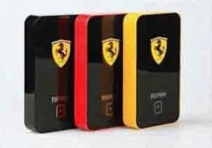 Powerbank Ferrari F99 6000 mAh