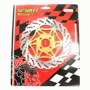 PIRINGAN DISC 260MM SCT-014 SPIN-125