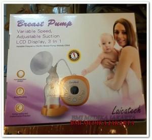 Breast Pump Laicatech 3in1