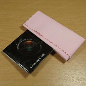 Kain Microfiber - Pink