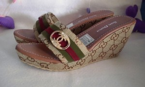 Wedges Gucci Deby