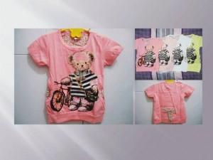 kaos Bear import murah -BBTI