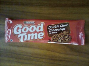 Cookies Double Chocochips
