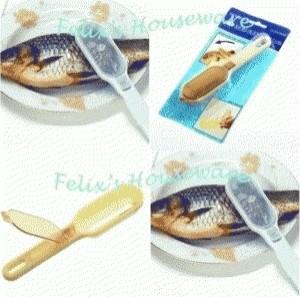 Pembersih Sisik Ikan