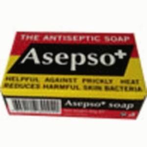 Asepso antiseptic soap