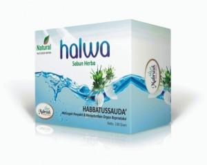 Sabun Halwa Habbassauda' 90 grm