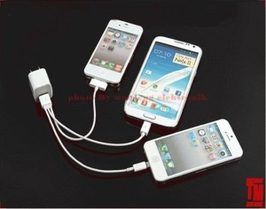 Cabel Charge 3in1