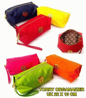 DOMPET ORGANAIZER TORRY BURCH