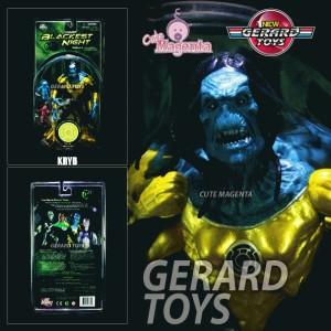 Sinestro Corps Member Kryb - Blackest Night - DC Direct - MIB