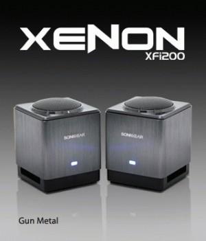 SONIC GEAR XENON XFI 200