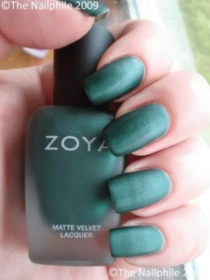 Zoya - Veruschka Matte
