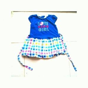 Dress Blue Square