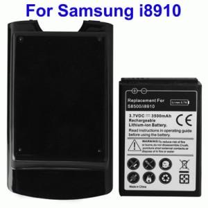Samsung Omnia HD GT-I8910 3500 mAh Extended Baterai + Back Door