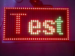 harga Led Matrix Display Modul 1R1G SOD, DIY (Teks Berjalan, Running Text, Moving Sign, Animasi) Tokopedia.com