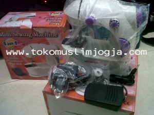 Mesin Jahit Mini 4 in 1 Sewing