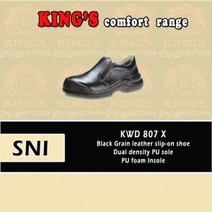SEPATU SAFETY KING'S ( KWD 807 X )