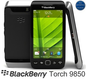 Blackberry 9850 Torch Monaco Garansi Berrindo B-Cell 2 Tahun