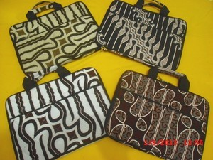 TAS LAPTOP BATIK (Laris)