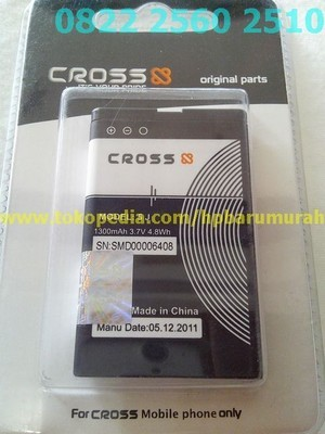 Baterai HP BL 5J ORIGINAL CROSS