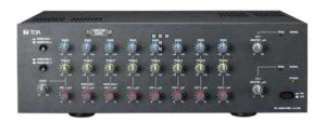 TOA Mixer Amplifier ZA-2128MW ( 2 X 120 Watt)