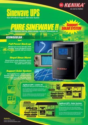 Pure Sinewave US