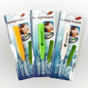 Pembersih Telinga Newest Flashlight Earpick