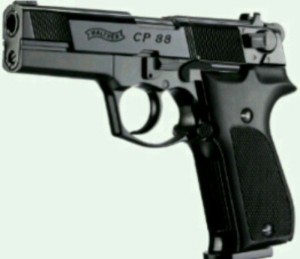 airsoftgun Walther CP 88