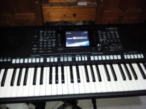 keyboard yamaha psr s950