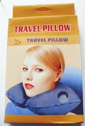 Bantal Udara Travel Pillow Murah