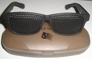 Kacamata Terapi ( Pinhole Glass ) Murah
