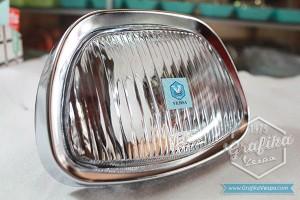 Reflektor Vespa Super & Sprint