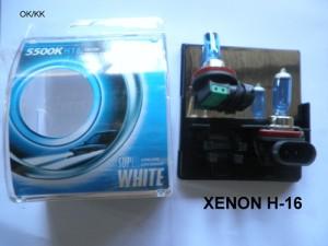Lampu Xenon H16 Putih