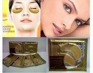 7 Produk di Etalase SERBA 3 RIBU Gold Eye Crystal Collagen Mask      G